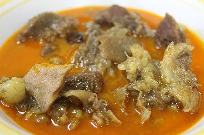 menu favorit aqiqah